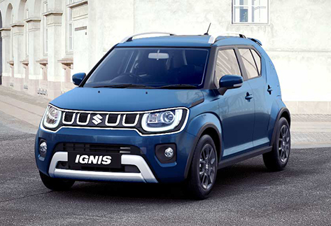 Sai Service - Book a test drive for ignis