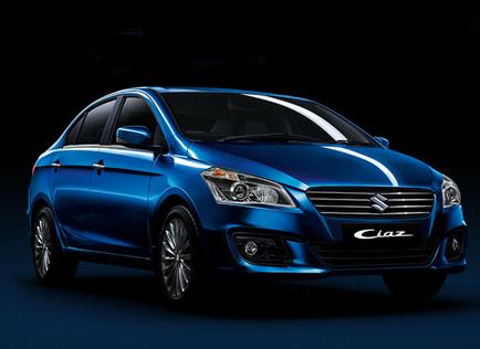 Sai Service - Ciaz blue